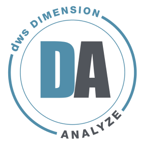 Dimension Analyze logo