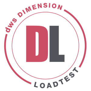 Dimension LoadTest logo